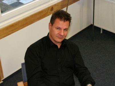 Ihr Gastgeber Olaf Bewersdorf