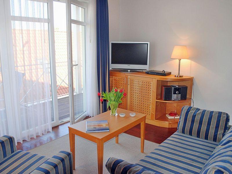 Ferienwohnung 7 (Nixe) in der Villa Helene