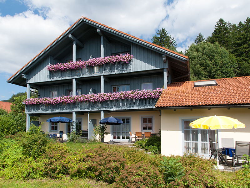 """Holiday apartment Moosbach """"Typ Gr. Arber"""""""