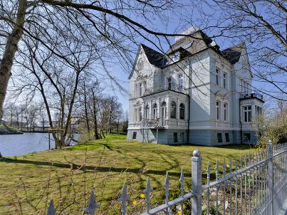 Casa Oskar in der Villa Salve