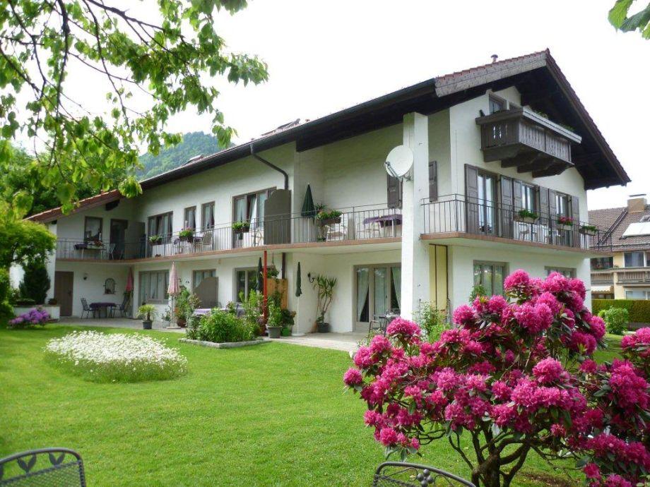 Gästehaus Gartenseite