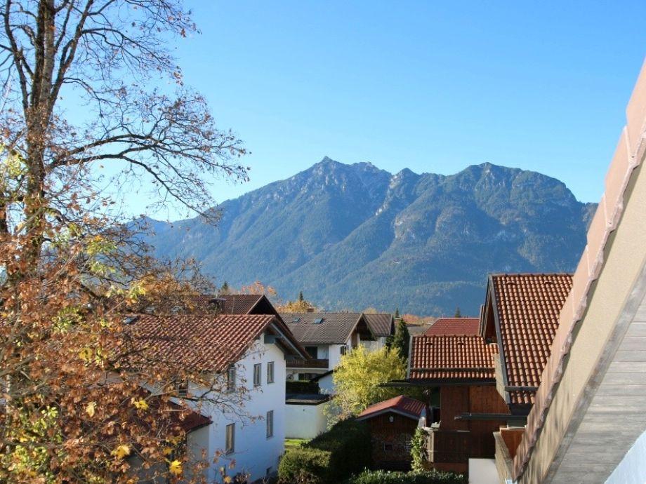 Wunderschöner Bergblick vom Balkon!