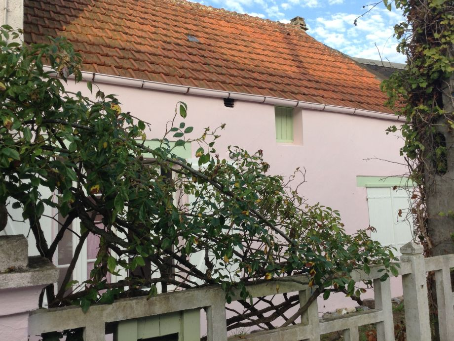 La Maison Rose, a former Auberge