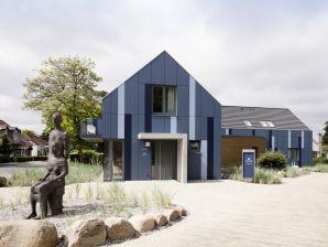 Ferienwohnung Haus am DeichHafen 1 OG 48m²