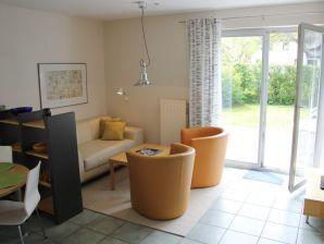 Ferienwohnung im Haus am Deich Hafen 3a H1