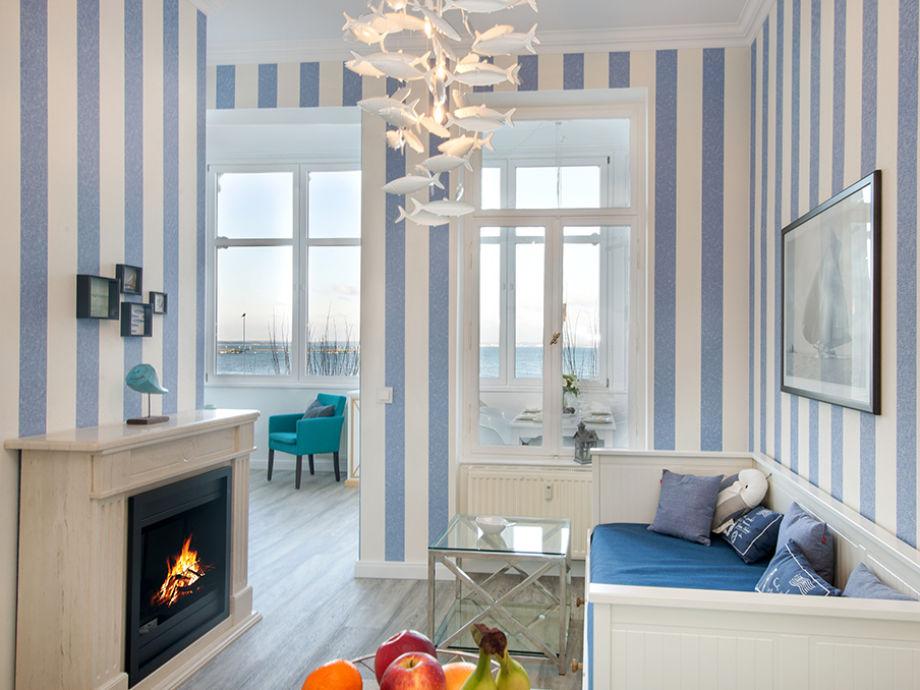 ferienwohnung panoramablick in der villa agnes ferienregion ostsee insel r gen ostseebad. Black Bedroom Furniture Sets. Home Design Ideas