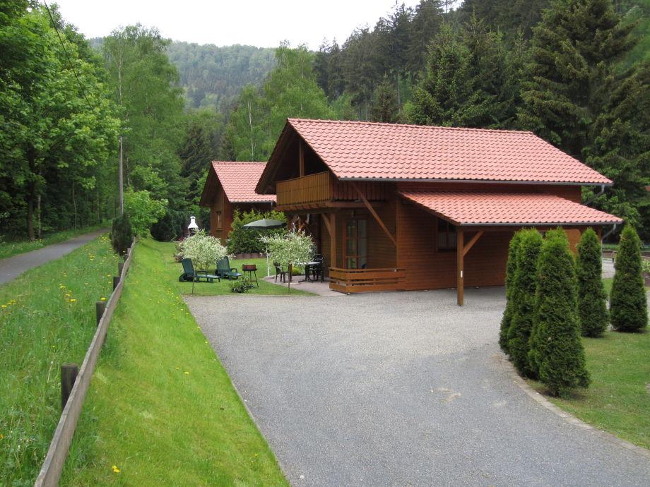 Haus Lärche mit Terrasse und Balkon