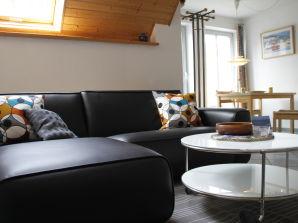 Ferienwohnung Haus am DeichMühle 1 OG 53m²