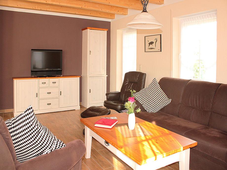 Wohn- / Küchenbereich - Sitzgarnitur