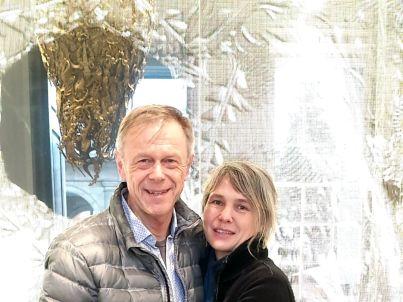 Ihr Gastgeber Kurt und Petra Nürnberger