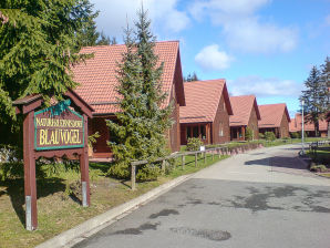 """Holiday village H&P Nature Adventure Village """"Blauvogel"""" """"blue bird"""""""