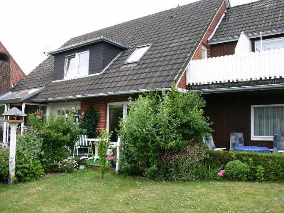 """Das Haus """"Pidder Lyng"""" mit Sonnenterrasse"""