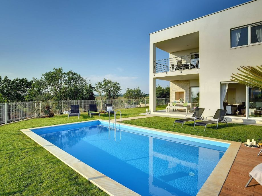 Außenansicht Villa 280