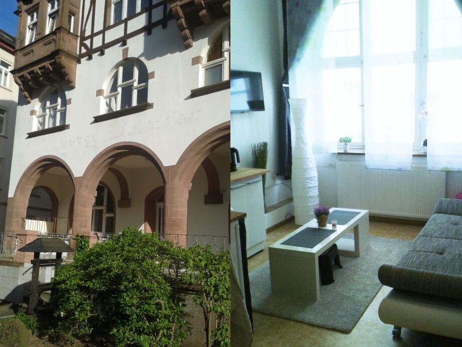 Eifel-Apartment zentral zur Innenstadt und Wanderwegen