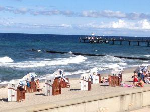 Ferienwohnung Strandschlösschen I WE 6