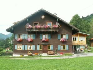 Ferienwohnung Grünten auf den Ferienhof Schneider