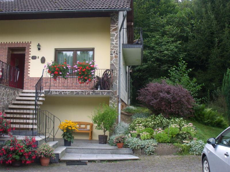 Ferienwohnung Nickels (Rotkehlchen) in der Eifel
