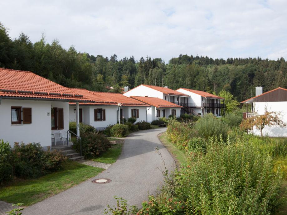 Außenansicht H&P Ferienpark Falkenstein