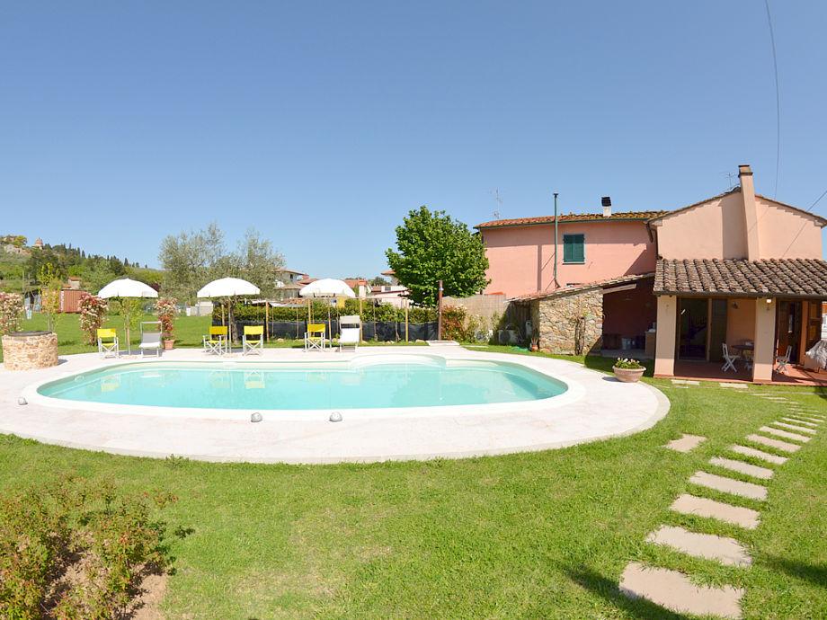 Ferienhaus Casa Buti mit privatem Pool