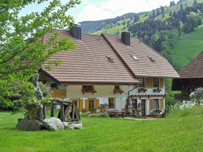 """Ferienwohnung 3 """"Schwarzwaldromantik"""" - Haus Kohlers"""
