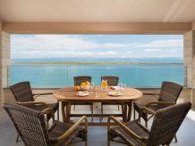 Ferienwohnung MALIBU Royal S direkt am Strand mit Meerblick