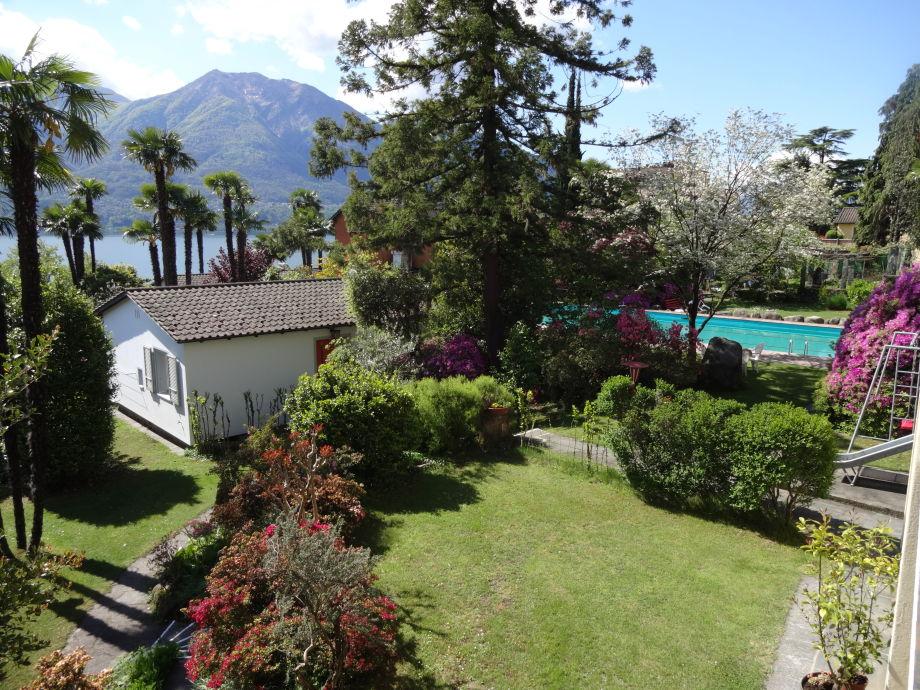 5 Eco-Häuser in Residenza Paradiso di vacanze Minusio