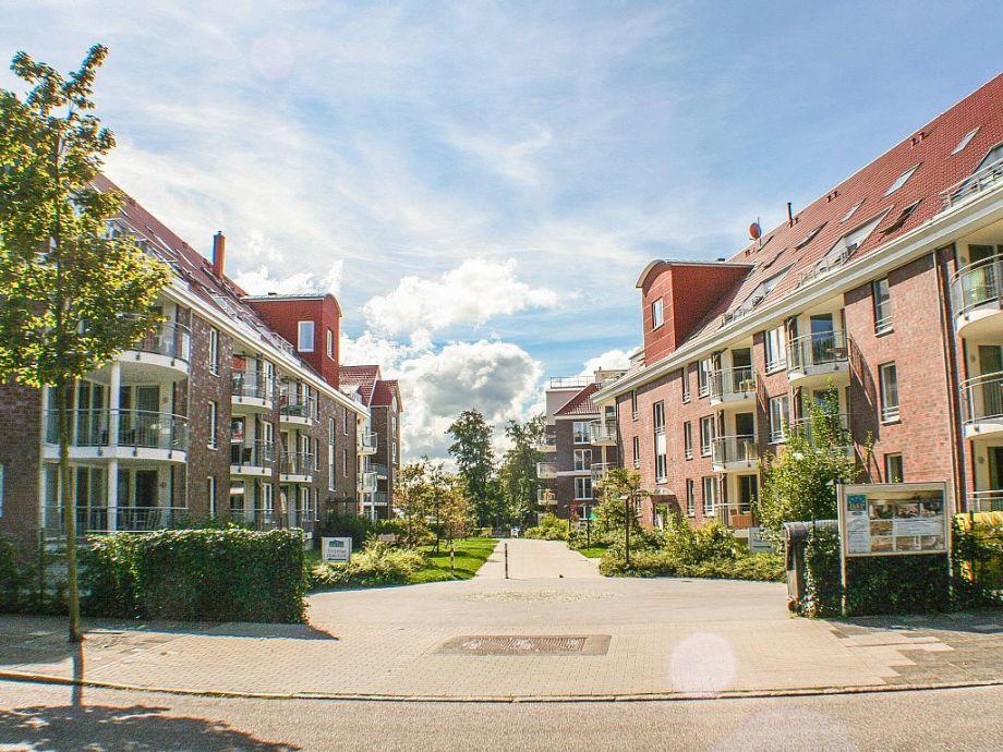 Außenansicht H&P Residenz Hohe Lith