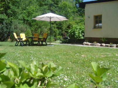 Kleines Cottage am See