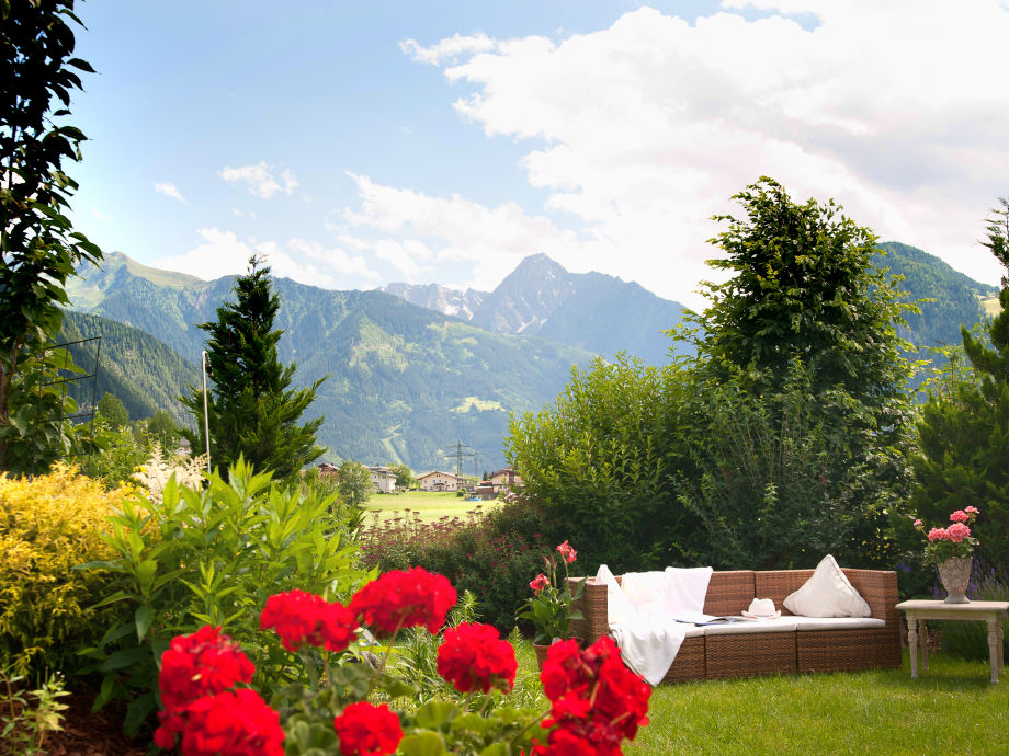 Wonderful mountain view from your terrace