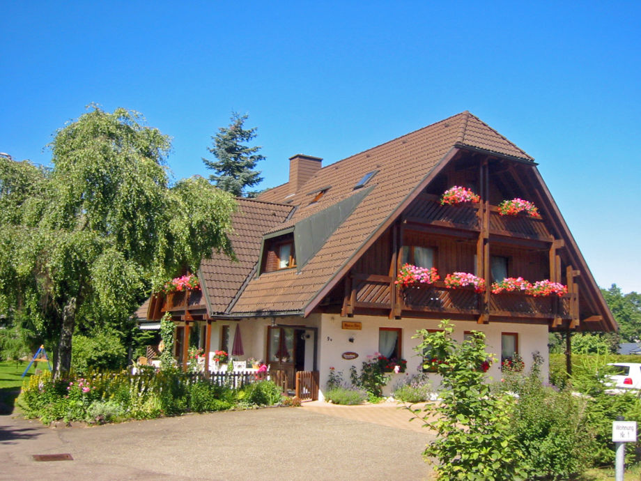 Unser schönes Haus