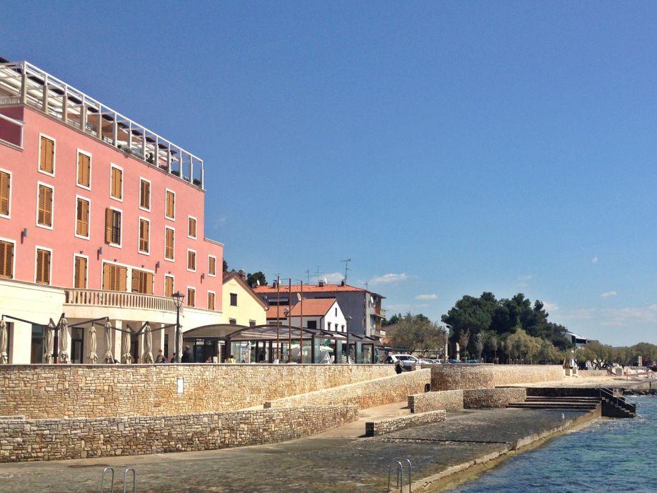 Rotonda Inn - direkt am Strand