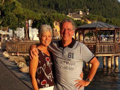 Ihr Gastgeber  Birgit Kothe und Hans Paterkiewicz
