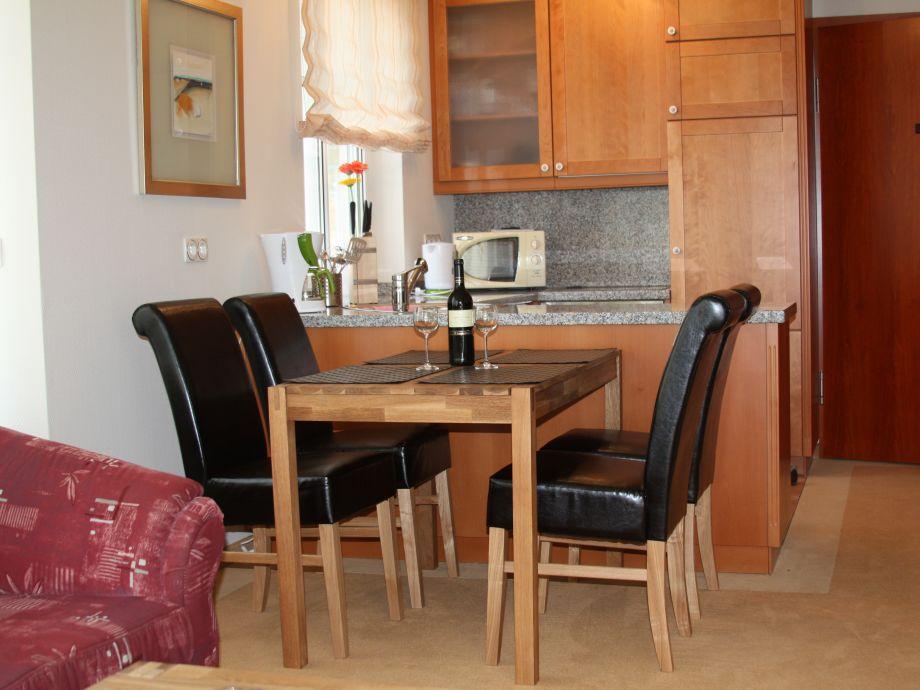 Ooffene Küche und Essbereich