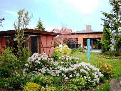 im Gartenhaus Dassow