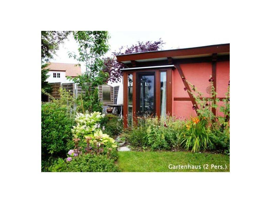 Außenaufnahme im Gartenhaus Dassow