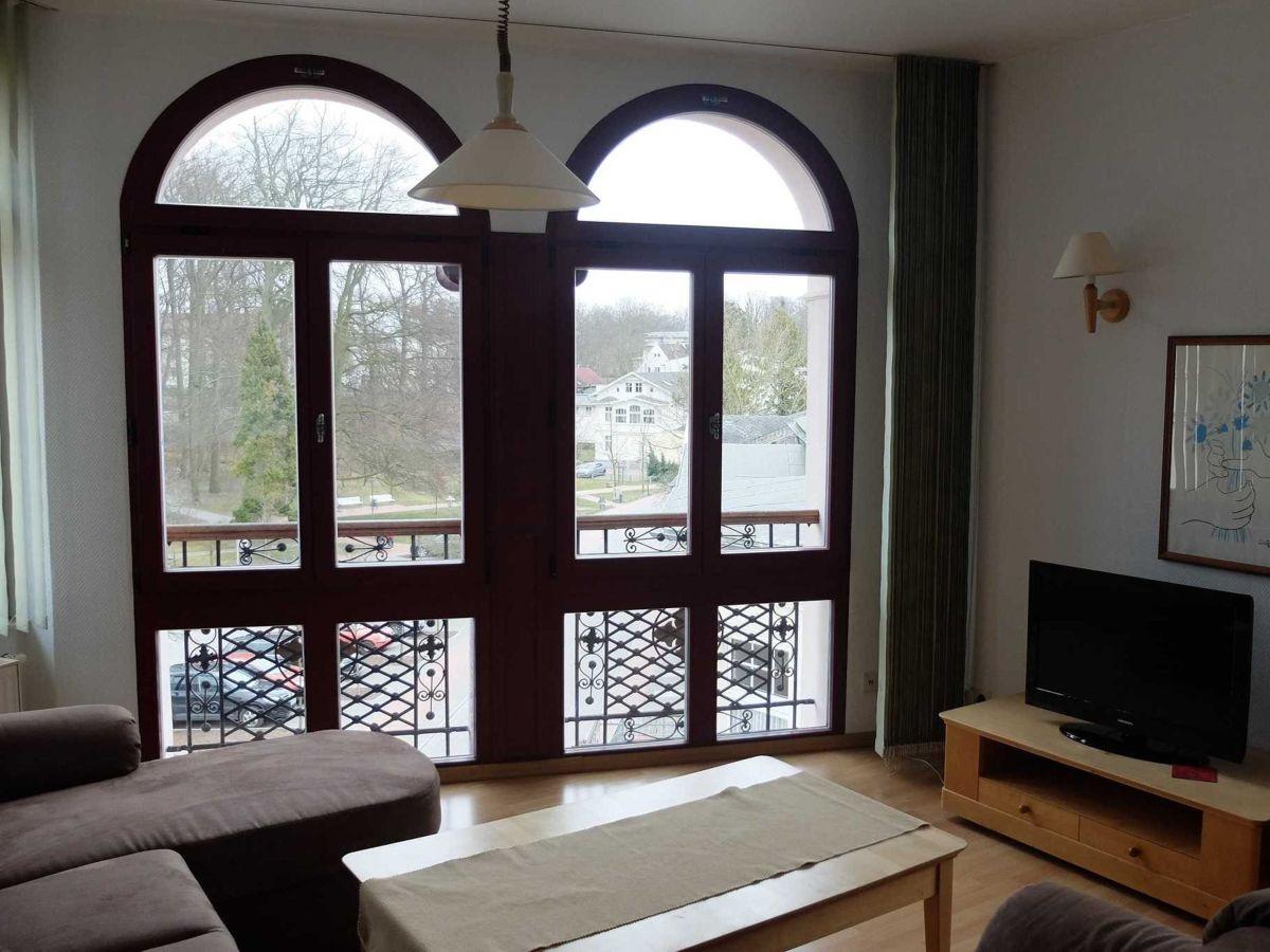 Ferienwohnung Haus Lucie Wohnung Ostseeblick Seebad