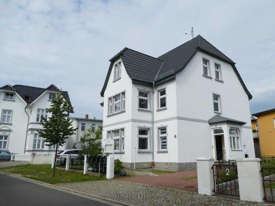 Ferienwohnung 1 im Haus Bella Ahlbeck Usedom Firma