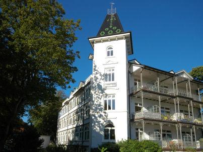 """Seebrise"" in der Villa Stranddistel"