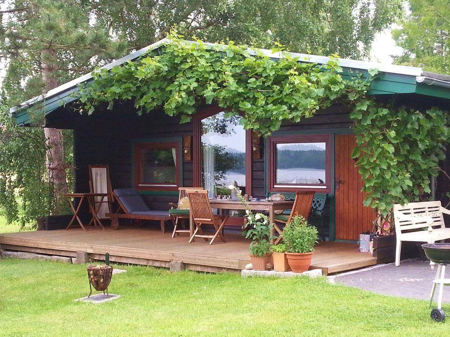 norwegisches Blockhaus