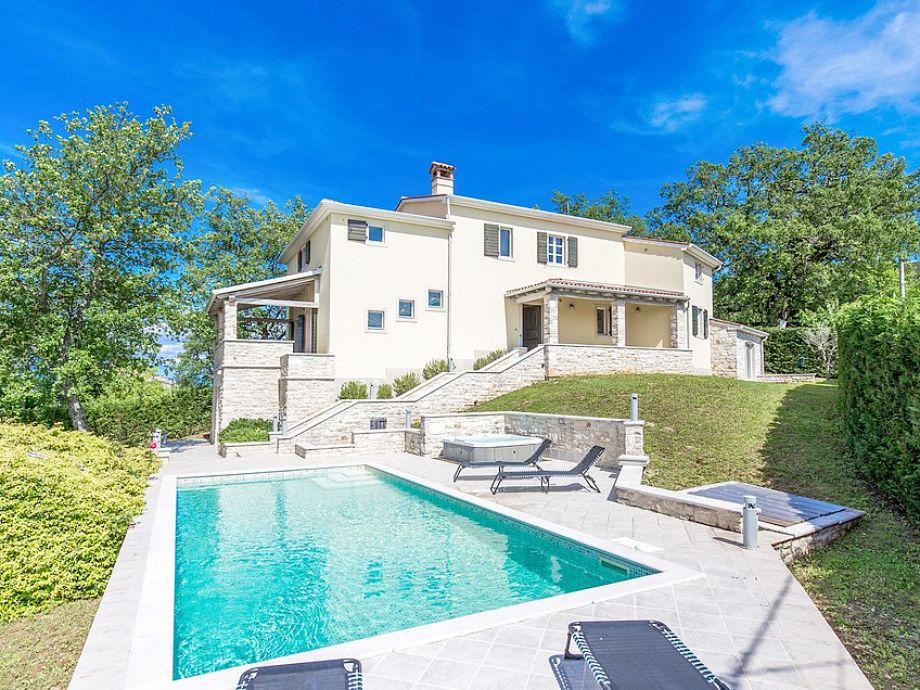 Außenaufnahme Villa Rodeli