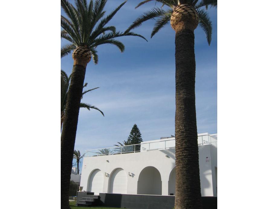 Außenaufnahme Villa Andaluz