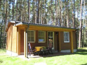 Ferienhaus im Wald am See 2