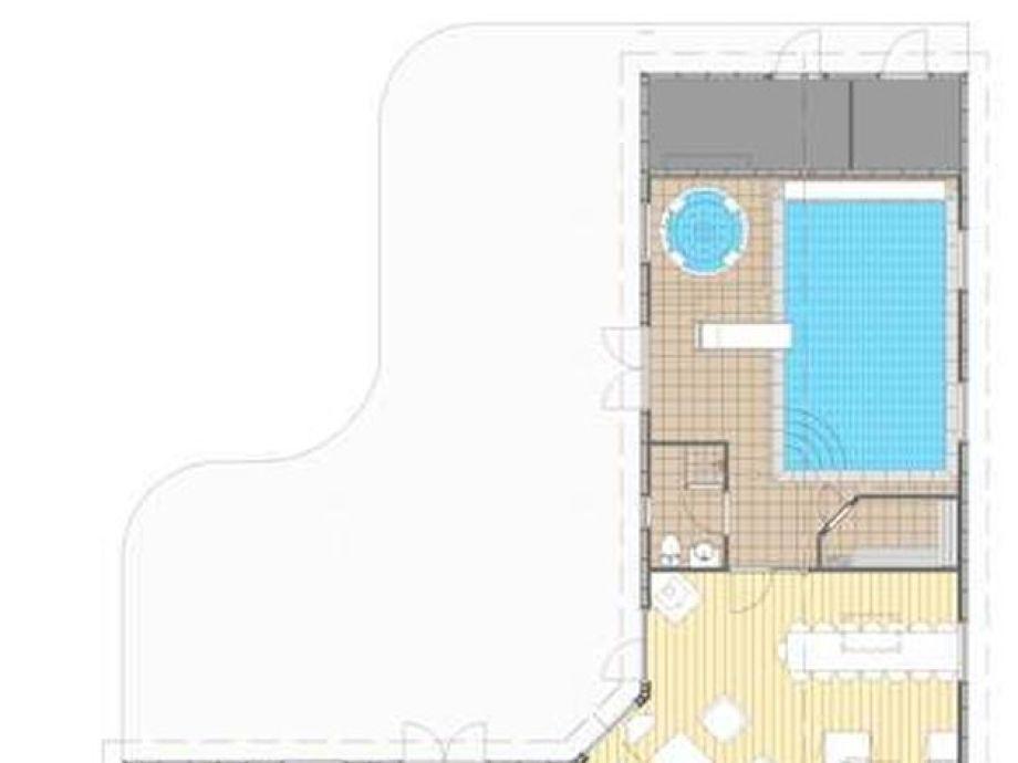 Ferienhaus spitze mehr familien luxushaus s dj tland for Grundriss luxushaus