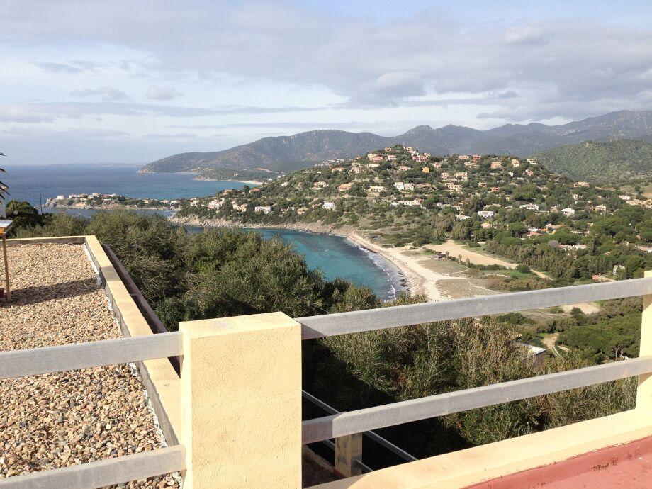 Atemberaubender Blick von der Terrasse