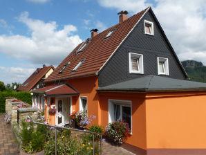 Ferienhaus Feriendomizil Elbsandsteingebirge