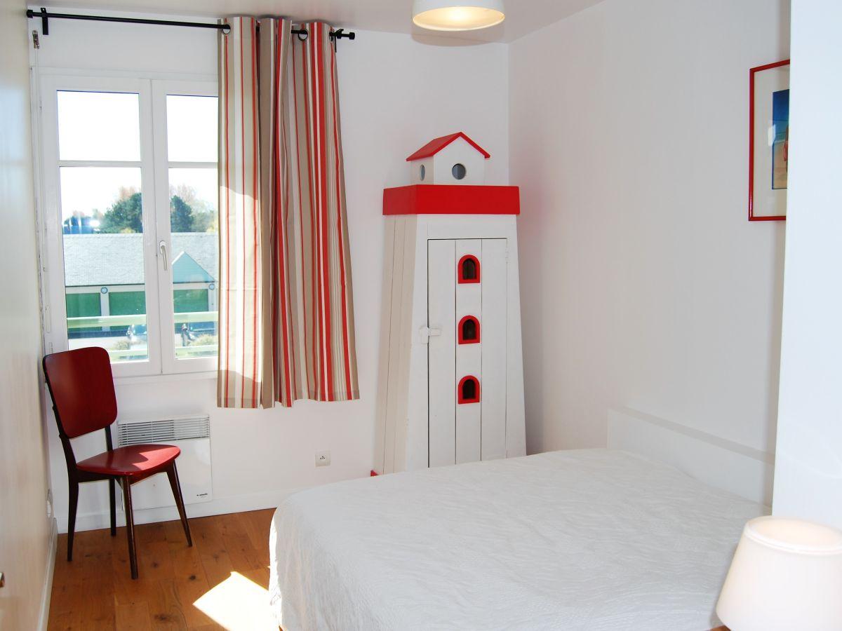 Ferienwohnung so green mormandie dieppe firma les - Rotes schlafzimmer ...