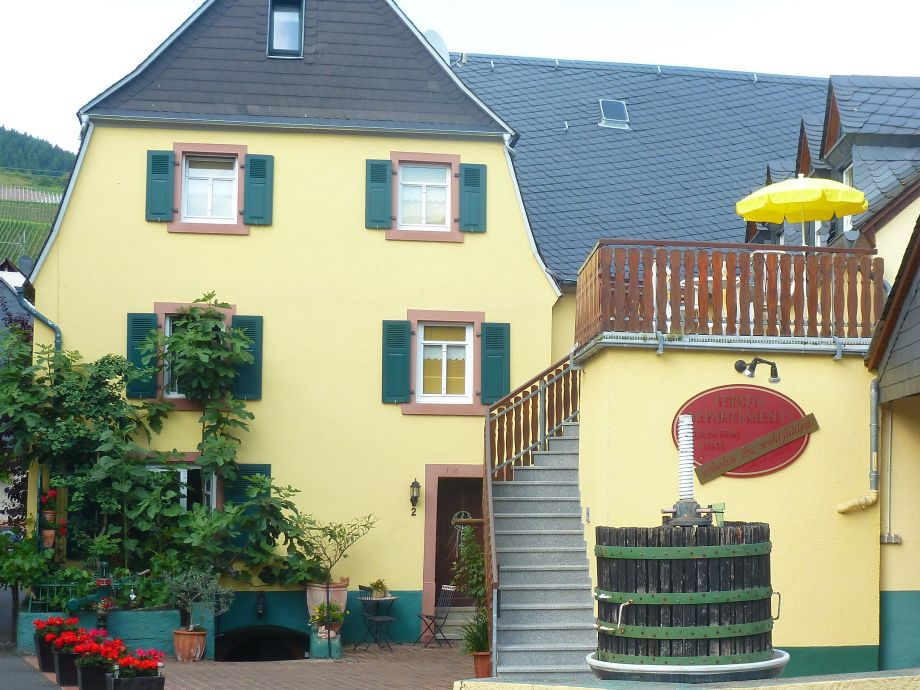 Unser Ates Winzerhaus mit Ferienappartement