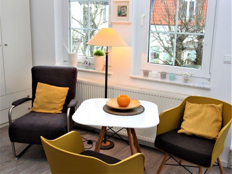 """Ferienwohnung Haus Seemuschel - Apartment """"Südwind"""""""
