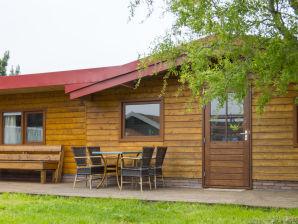 Ferienhaus Großzügige freistehende Blockhütte
