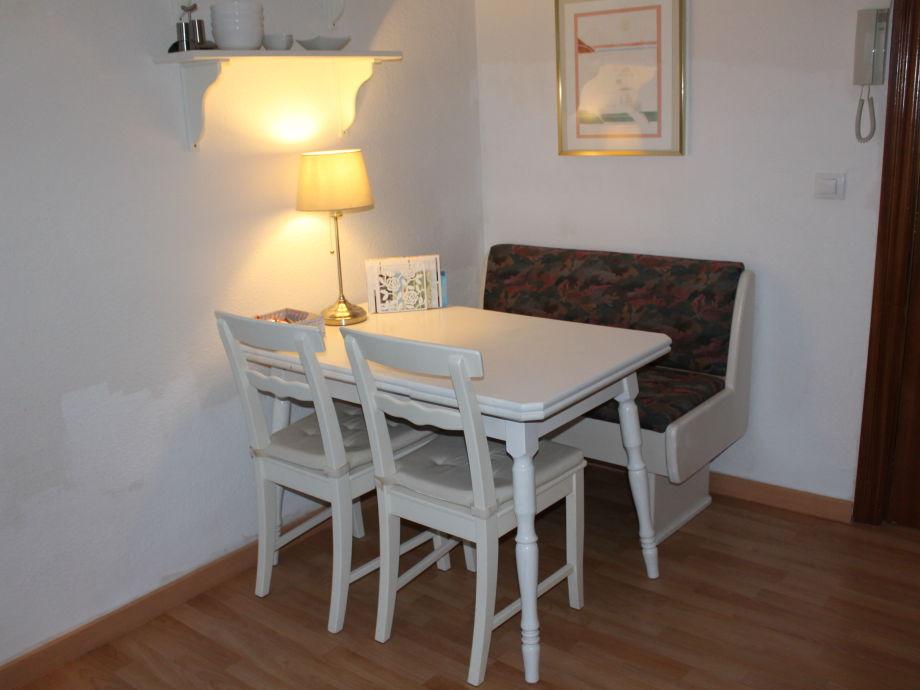 ferienwohnung strand wohnung las conchas mit panorama. Black Bedroom Furniture Sets. Home Design Ideas